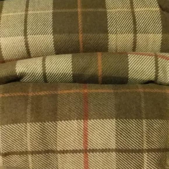 Target Home Bedding Nwt 0 Cotton Soft Plaid Flannel Sheets Poshmark
